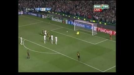 """Барселона"" си взе своето срещу ""Селтик"" в Глазгоу – 1:0"