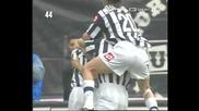 100-то гола на Давид Трезеге за Ювентус