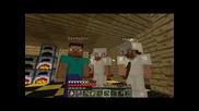 #10 Minecraft[с 1 човек повече] Survival Със vencopenco , theddy и sixtysix
