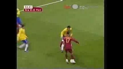 C. Ronaldo Vs Brasil