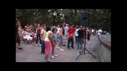 Sofia Dance Week 2008. Hip - hop танци - уроци