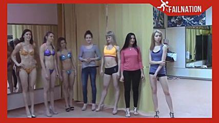Изцепки на секси рускини - Много смях