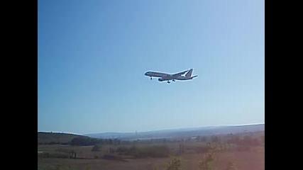 Vim Airlines Boeing 757 @ Varna Airport