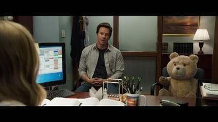 Ted Meets Lawyer For The First Time In 'Ted 2'