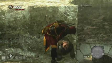 Assassins Creed - провали, бъгове и други смешни неща