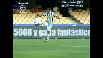 28.07 Ювентус - Seongnam 3:0 Винченцо Якуинта гол ! Контрола