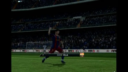 Fifa 2011 goals