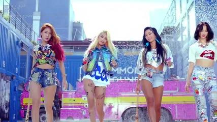 (bg sub) Sistar - Shake it Mv