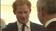 Prince Harry Ends Decade of Army Service...