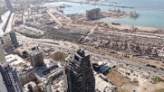 Lebanon: Destruction left by deadly Beirut blast revealed in drone footage