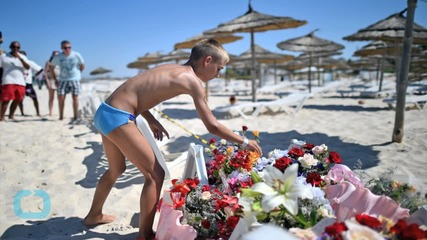 Tunisia Attack Injured 'coming Home'