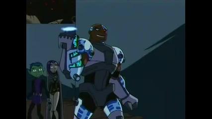 Toonami Teen Titans 2005 Promo