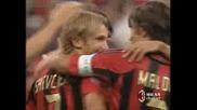 Milan - Lazio 3 - 0 Shevchenko(3gol)