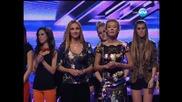 X Factor Bulgaria 18.10.2013 - Theodora Tsoncheva