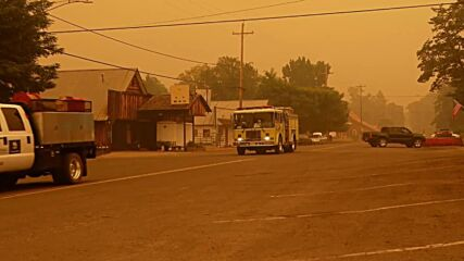 USA: Dixie Fire, Fly Fire merge as California's largest wildfire burns on