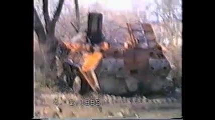 След най-кръвопролитната битка в Грозни