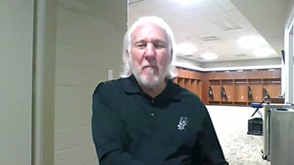 USA: 'It just makes you sick to your stomach' - Spurs coach Popovich on Daunte Wright shooting
