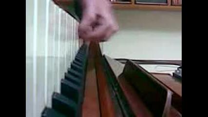 Piano: fairytale (импровизация)