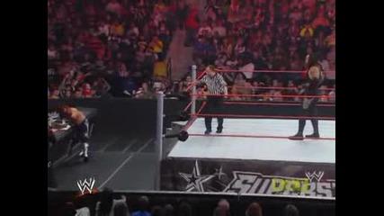 Wwe Superstars 16.04.09 The Undertaker vs Matt Hardy