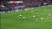 Уест Хем - Манчестър Юнайтед 1:2 /ФА Къп, Четвъртфинал/