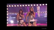 Pussycat Dolls & Missy Elliott - Whatcha Think About That (Live Dancin With The Stars) (ВИСОКО КАЧЕСТВО)