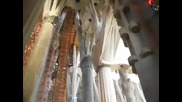 Антони Гауди (antoni Gaudi) - Най-добрия проект на архитекта (la Sagrada Familia)