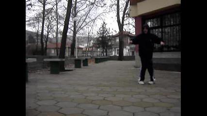 C - Walk From Parvenev