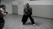 Mateusz Pogudz Pogi mma fighter training