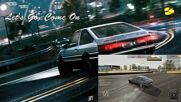 Initial D - Lets Go Come On