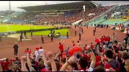Цска - Славия, напред червените