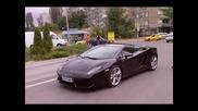 Lamborghini Gallardo LP560 В България