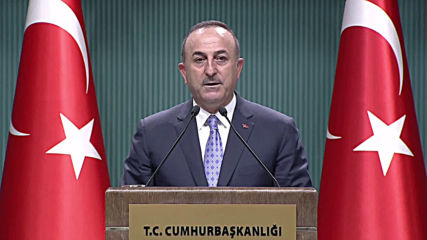Turkey: 'We will pause Operation Peace Spring' - FM Cavusoglu after meeting Pence