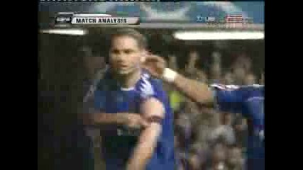 Chelsea 3:2 Liverpool - Champions League