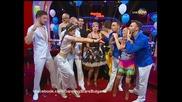 Dancing Stars - Предизвикателството на Галена - Антон и Дорина (20.05.2014г.)