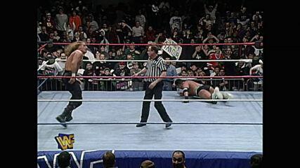 Rocky Maivia wins the Intercontinental Championship: Feb. 13, 1997