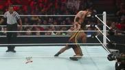 Уейд Барет срещу Биги Мач за Интерконтиненталната титла Wwe Extreme Rules 2014