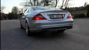 Mercedes Cls500 5.5 Amg