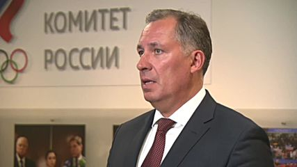 Russia: 'We have turned over a new page' - ROC head on RUSADA's reinstatement