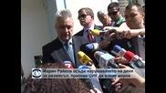 Служебният премиер Марин Райков призова хората да гласуват
