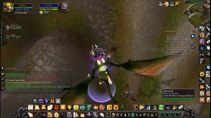 Wow molten second bug