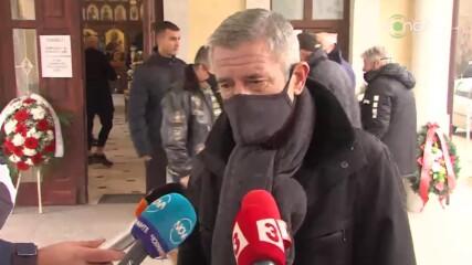 Ради Здравков: Сбогувахме се с най-позитивният човек, който познавам