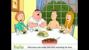 Family Guy - Dinner With Nudists