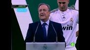 Реал Мадрид Представи Карим Бензема