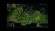 Starcraft 2 - Gameplay , Terans Част 3/6