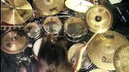 Meytal Cohen - Get Up by Korn Feat. Skrillex - Drum Cover