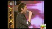 Music Idol 2 - Дуети Свилен и Деница - Свилен - Никой не може да изпее тази песен като мен - прав е :),НО Деница е най-добрата