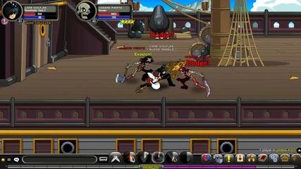 Aqw - Blademaster review