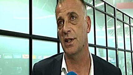 Тони Здравков: Резултатът е лош, но като игра превъзхождахме Люксембург