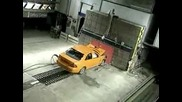 Crash Test - Mercedes Benz C - Class