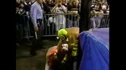 Ecw 1995 - Рей Мистерио и Конан срещу Ла Парка и Психозис